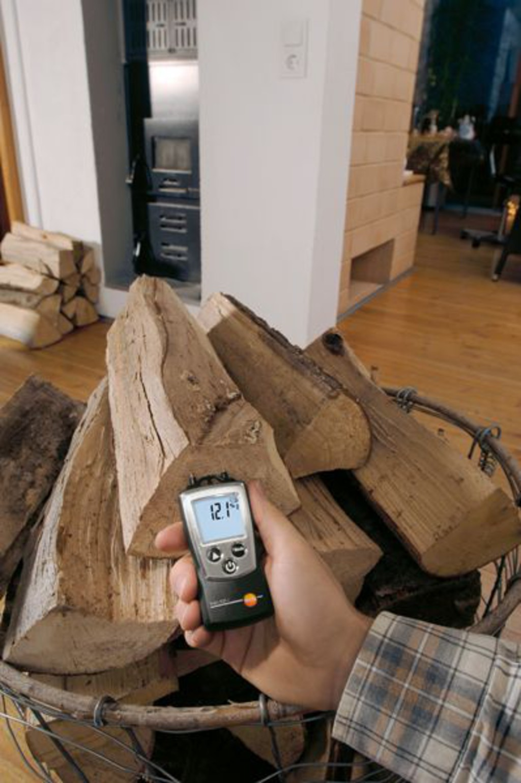 Влагомер древесины и стройматериалов Testo 606-1