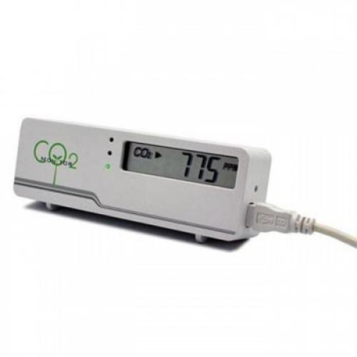 Детектор углекислого газа со звуковым сигналом MT8057S