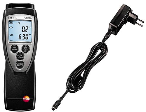 Анализатор CO/CO2 Testo 315-3 без Bluetooth