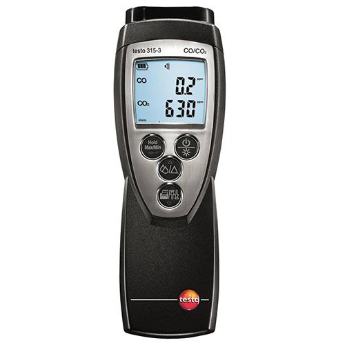 Детектор угарного газа Testo 315-3 без Bluetooth