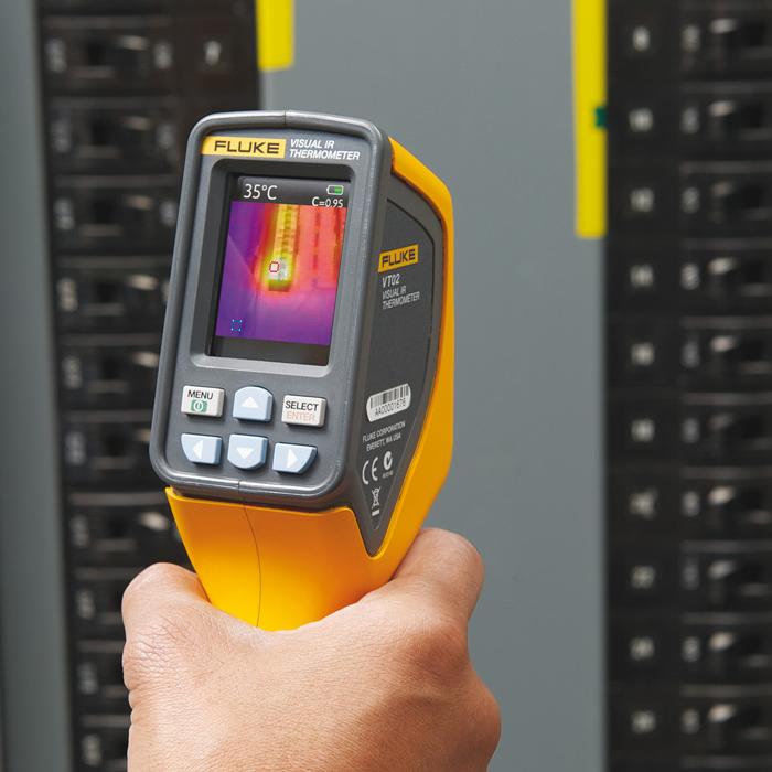 Инфракрасный термометр Fluke VT02