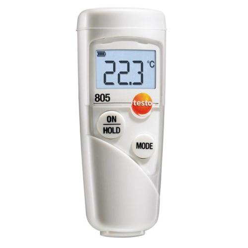 Инфракрасный мини-термометр Testo 805 с Top Safe