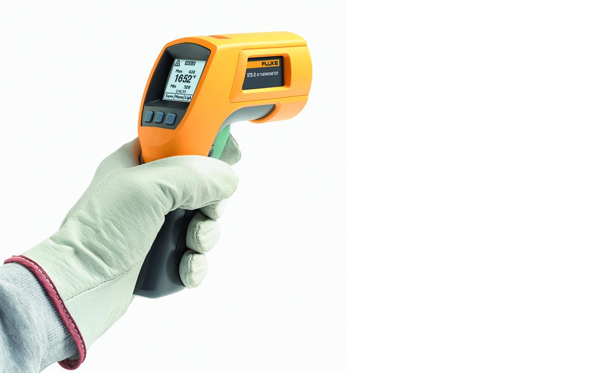 Прецизионный инфракрасный термометр Fluke 572-2