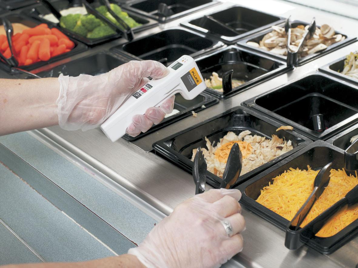 Термометр Fluke FoodPro