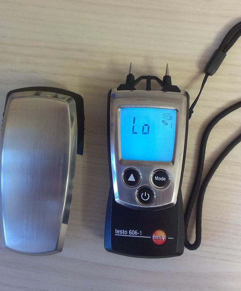Измеритель влажности материалов Testo 606-1