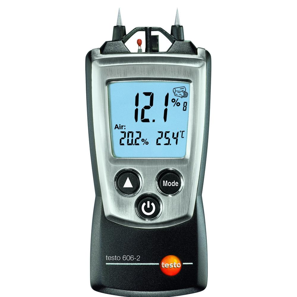 Измеритель влажности материалов Testo 606-2