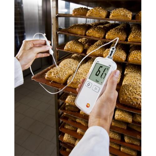 Водонепроницаемый термометр Testo 108-2