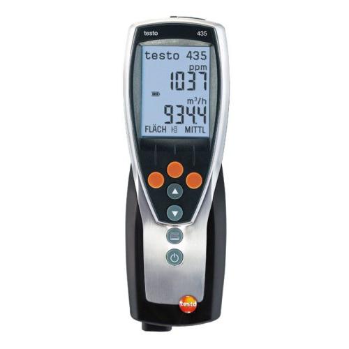 Многофункциональный прибор для систем ОВК Testo 435-1