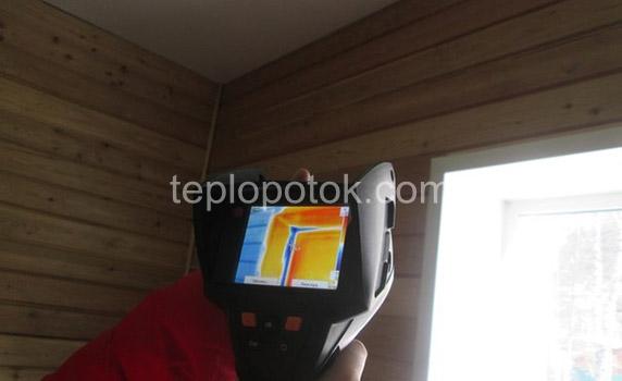 Нарушение герметизации оконного блока